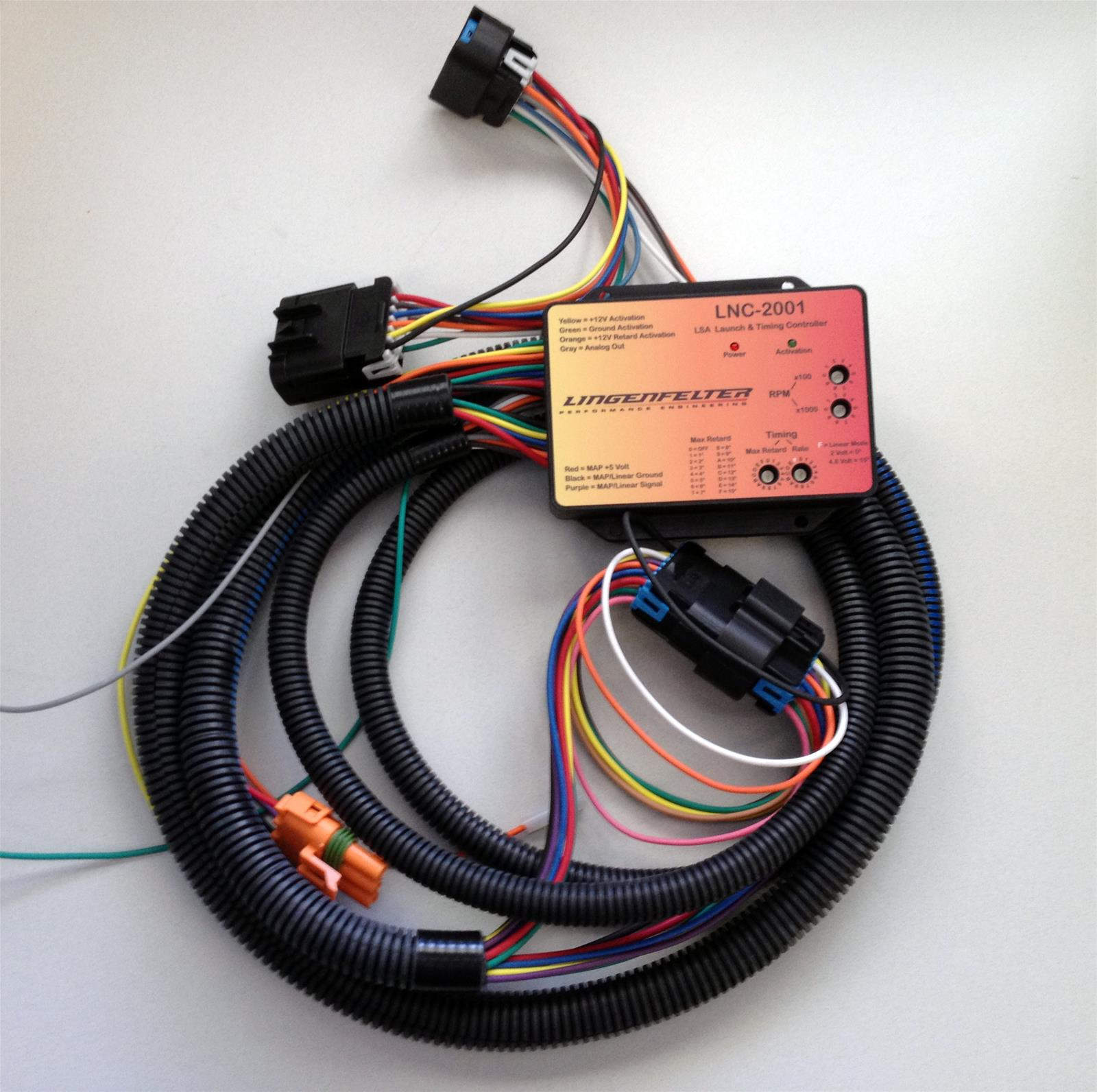 Lingenfelter Timing Retard Controller LSA-LS9