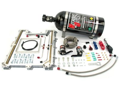 Nitrous Outlet LSA ZL1 Camaro Supercharger Blower Plate Kit