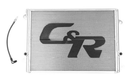 C&R Racing Heat Exchanger CTS-V 09-15 (Direct Fitment)
