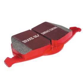 EBC Redstuff 3000 Series Ceramic Brake Pads 09-15 CTS-V